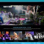 עיצוב ובניית אתר וורדפרס DJ