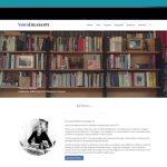 אתר וורדפרס לסופרת
